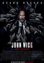 Plakat filmu John Wick 2