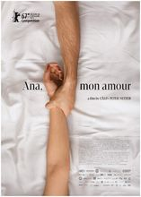 Movie poster Ana, mon amour
