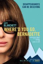 Plakat filmu Gdzie jesteś, Bernadette?