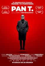Plakat filmu Pan T.