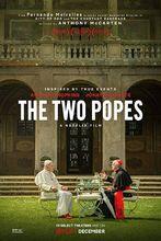Movie poster Dwóch papieży