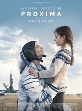 Movie poster Proxima