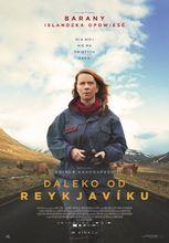 Plakat filmu Daleko od Reykjaviku