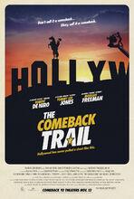 Movie poster Cwaniaki z Hollywood