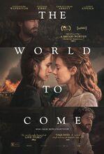 Movie poster Świat, który nadejdzie