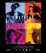 Movie poster Ostatni Komers