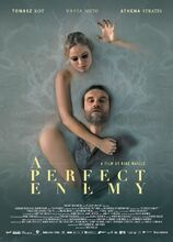 Movie poster Wróg doskonały