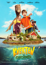 Movie poster Pan patyk i morski potwór