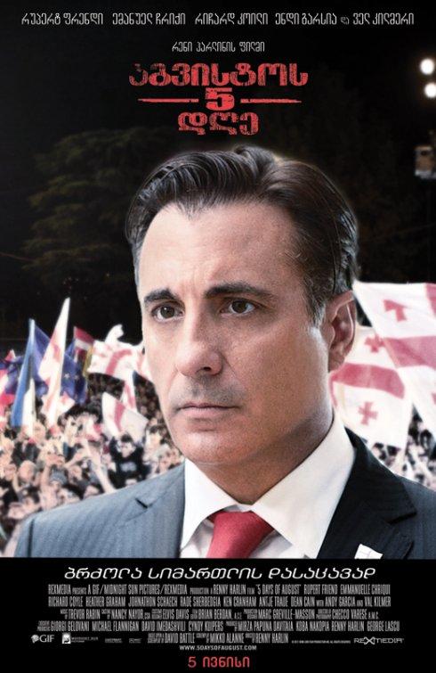 Смотреть фильм 5 дней в августе 2011 в хорошем качестве